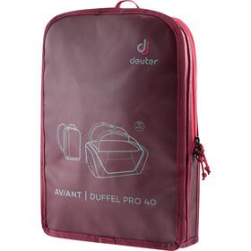 Deuter Aviant Duffel Pro 40, maron/aubergine